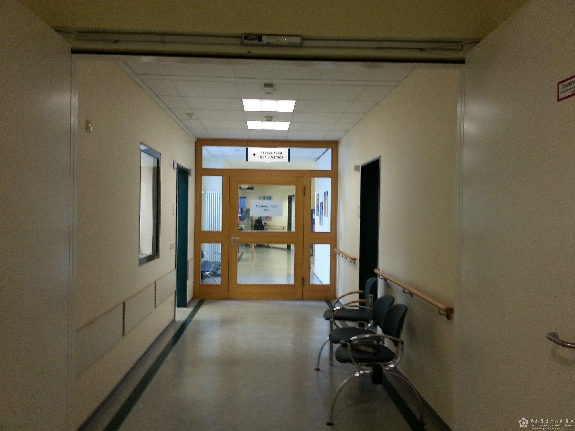 走廊一点透视画法步骤